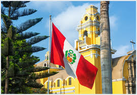 Peru, un mercat a l'alça