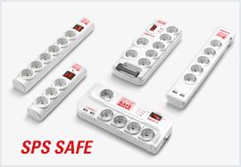 SPS SAFE, nueva gama de modelos de protectores eléctricos activos