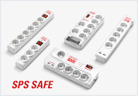 SPS SAFE, a new range of active electrical protector models