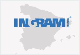 Acuerdo de distribución con Ingram Micro