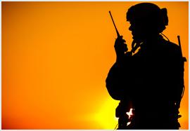 Suministro de equipos a las Fuerzas Armadas