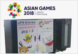 Present at the Asian Games 2018