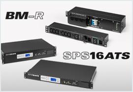BM-R y SPS ATS, dos innovadores soluciones  para alimentar los SAIs de Salicru