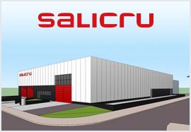 Salicru baut ein neues Logistik- und Auslieferungslager