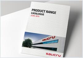 Novo catálogo de gama de produtos