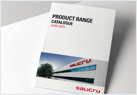 New product range catalogue