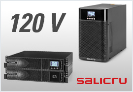 Nuevos SAIs a 120 voltios