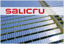 Salicru participa en el parc fotovoltaic més gran d'Europa