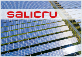 Salicru prend part au plus grand parc photovoltaïque d'Europe