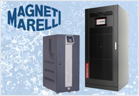UPS para as linhas de montagem da Magneti Marelli