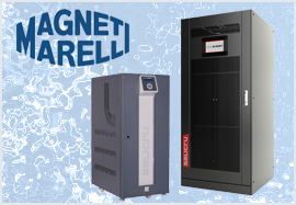 SAIs para las líneas de montaje de Magneti Marelli