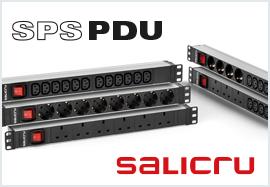 SPS PDU, la unidad de distribución de energía
