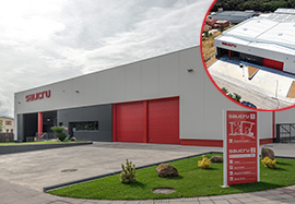 New logistics and distribution warehouse opened