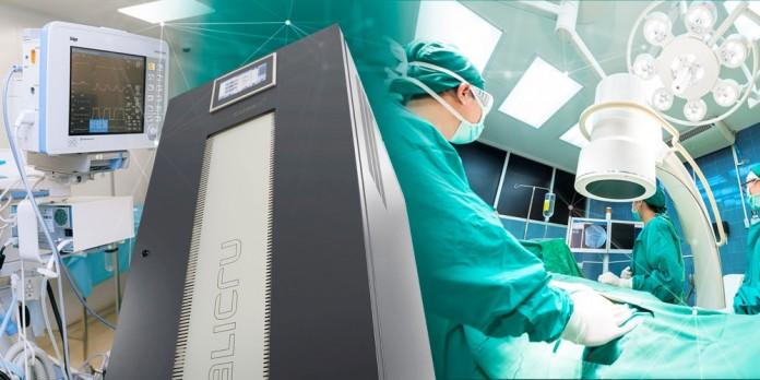 Salicru colabora con hospitales nacionales e internacionales