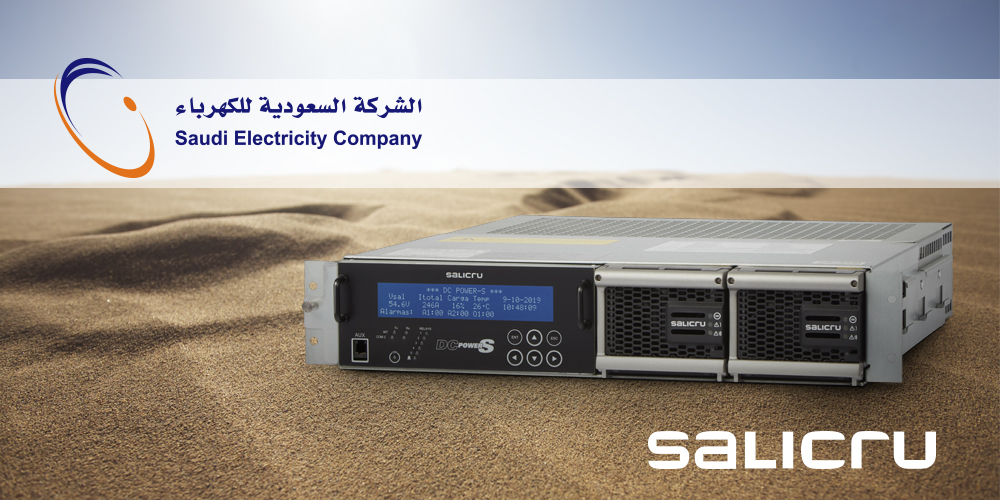 DC Systems for electrical substations in Saudi Arabia