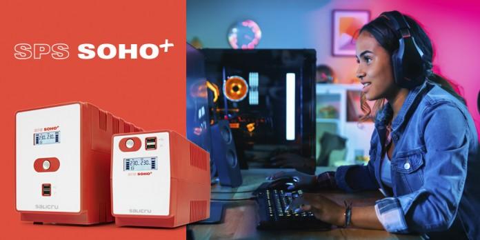 SPS SOHO+, el SAI ideal para gamers