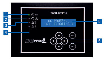 Interface DC POWER L - SALICRU